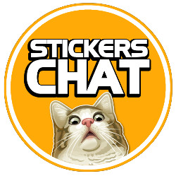 Stickers Chat Community