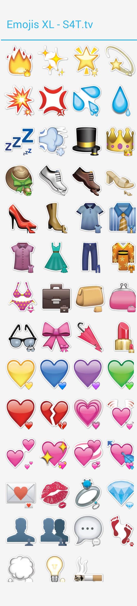 Moar Emoji XL