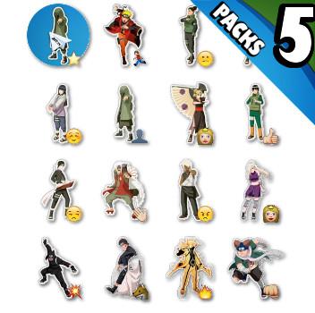 Friends| Naruto Stickers