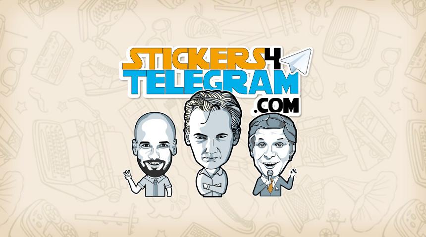 stickers4telegram