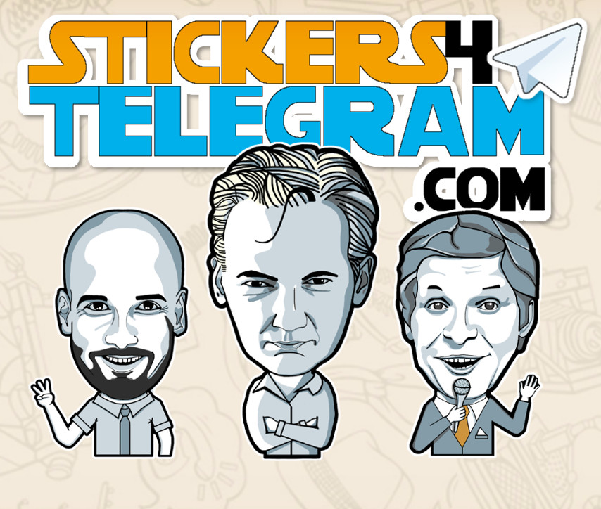 Stickers 4 Telegram