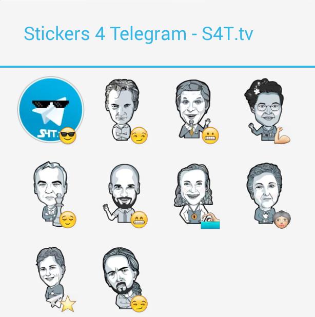 Stickers4Telegram Stickers