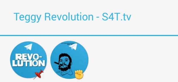 Revolution Stickers