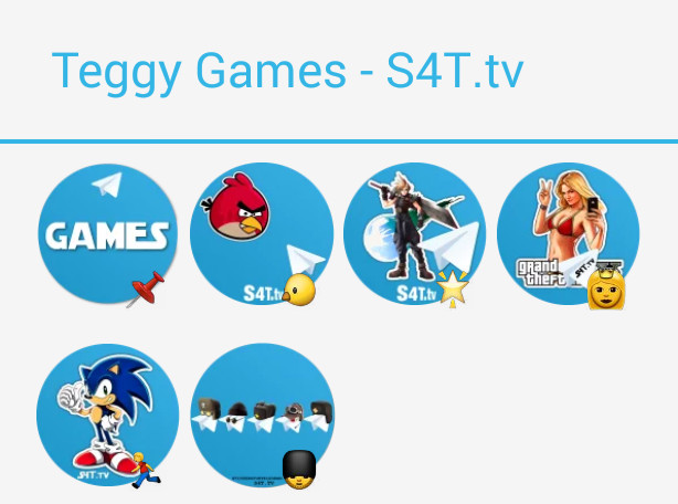 VideoGames Stickers